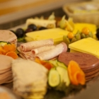 Käse-Wurstplatte