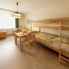 Mehrbettzimmer in der Jugendetage